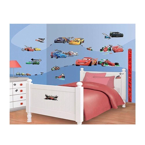 Image of   Walltastic Wall stickers Cars / biler, Disney