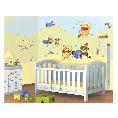 Image of   Walltastic wall stickers Disney Winnie the Pooh