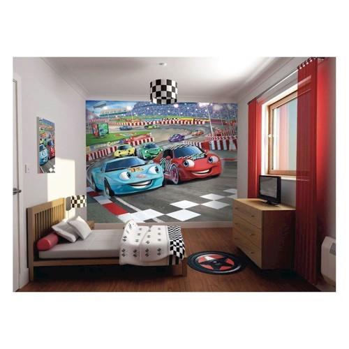 Image of   Walltastic wallpaper Cars Poster