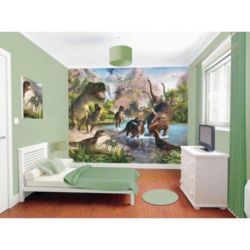 Image of   Walltastic wallpaper Dinos Poster