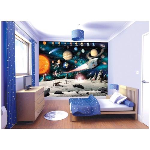 Image of   Walltastic Poster Wallpaper/wallsticker Space