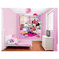 Walltastic Wallpaper Minnie Mouse Plakat XL