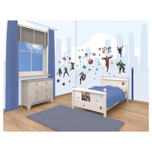 Image of   Walltastic Wall stickers Avengers