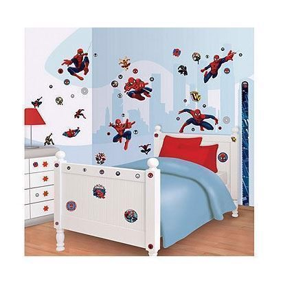 Image of   Walltastic Wall stickers Spiderman