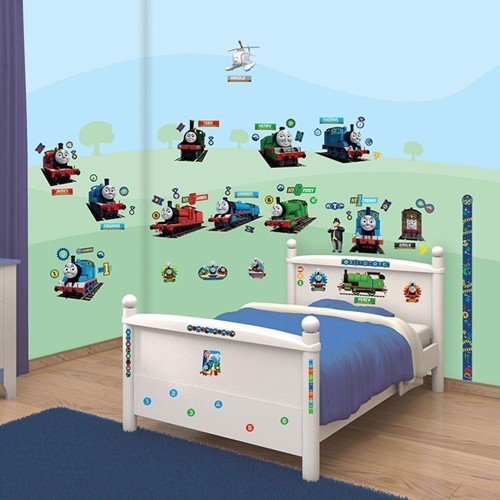 Image of   Walltastic wall stickers Thomas the train