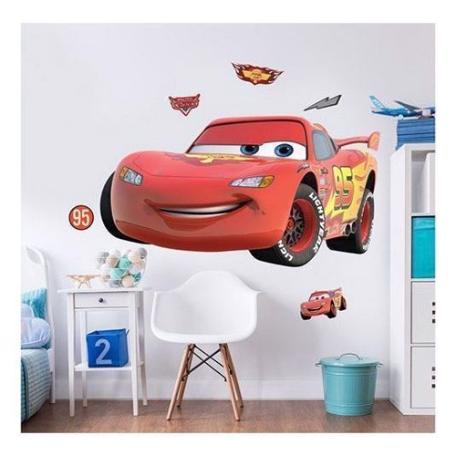 Image of   Walltastic Wall sticker XXL Cars