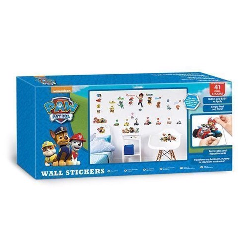 Image of Walltastic Wall Stickers Paw Patrol