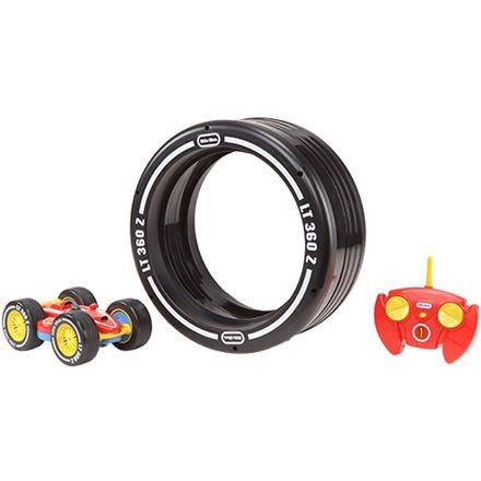 Image of   RC Tire Twister, fjernstyret bil i dæk
