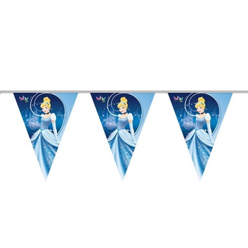 Image of   Cinderella Flags line, 3mtr.