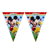 Flags Line Mickey Mouse
