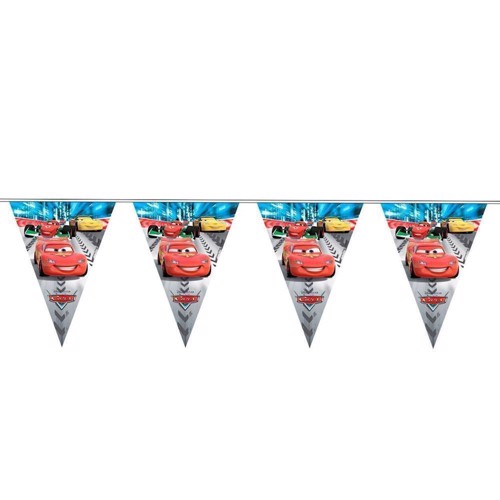Image of Cars banner, 2,5 meter