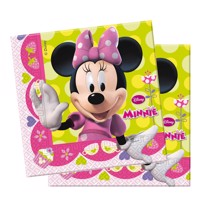 Minnie Mouse servietter 20 stk