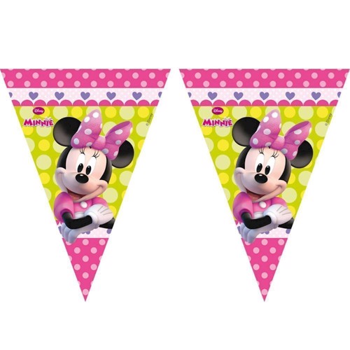 Image of Banner Minnie Mouse