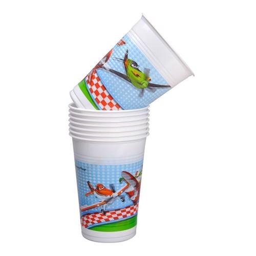 Image of Disney Planes cups, 8pcs.