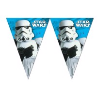 Star Wars Flags Line