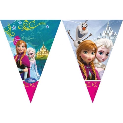 Image of   Disney, Frozen/Frost - Olaf, flagbanner