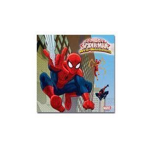 Image of   Servietter Spiderman, 20 stk
