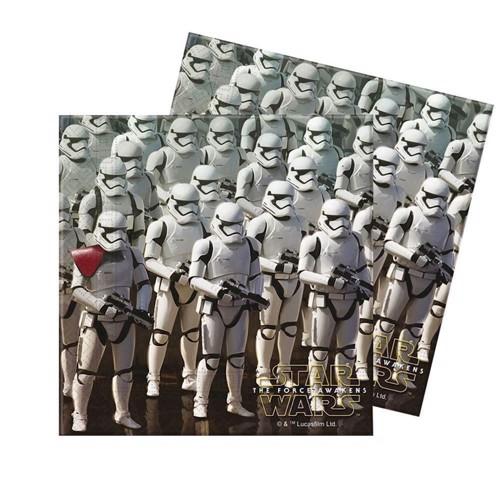 Image of Star Wars servietter 20 stk. (5201184862155)