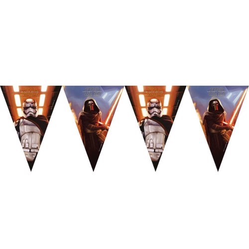 Image of Star Wars Flags Line
