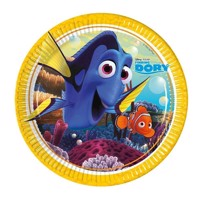 Finding Dory plates, 8th.