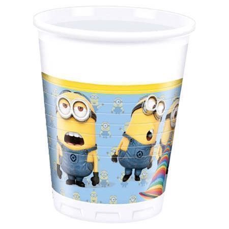 Image of Minions Cups, 8st.