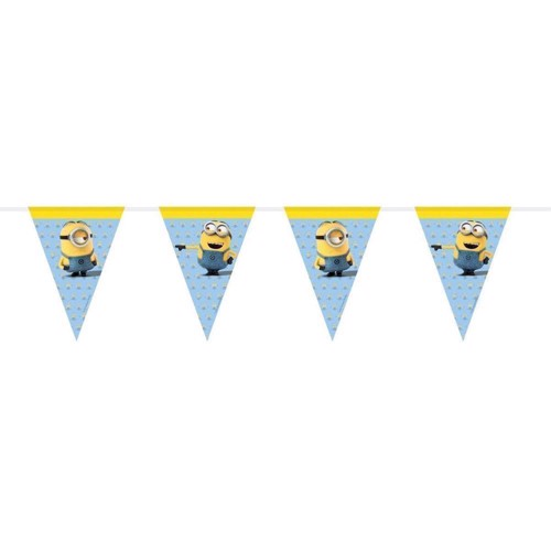 Image of Minions Flagbanner