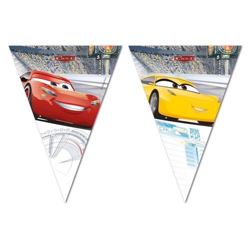 Image of   Cars 3, Flag banner