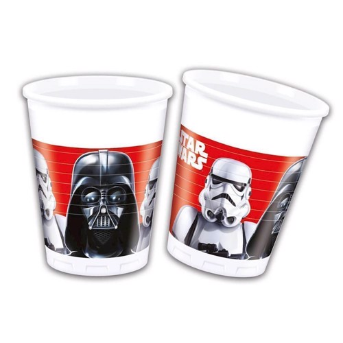 Image of Star Wars cups, 8pcs.