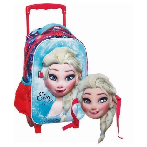 Image of   Frozen Trolley med maske