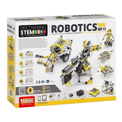 Engino STEM Robotic ERP1.3 mini