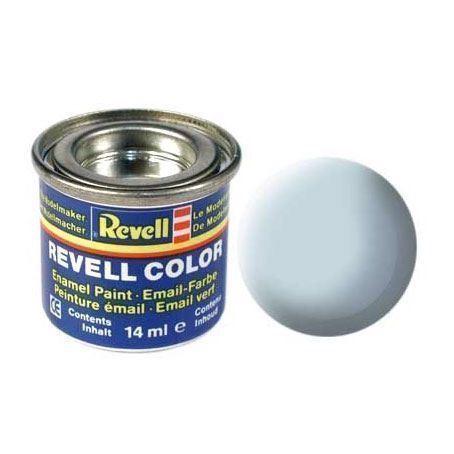 Image of   Revell Byggesæt Maling # 49-lys blå, matte