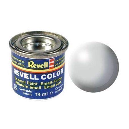 Image of   Revell Byggesæt Maling # 371-lys grå, silk Matt