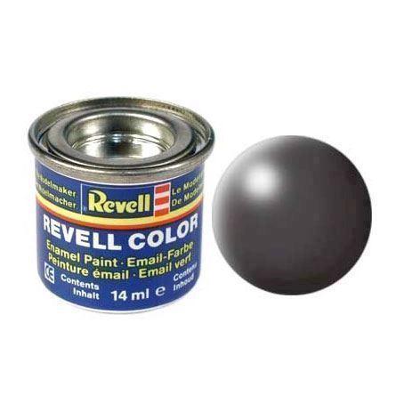 Image of   Revell Byggesæt Maling # 378-mørk grå, silk Matt