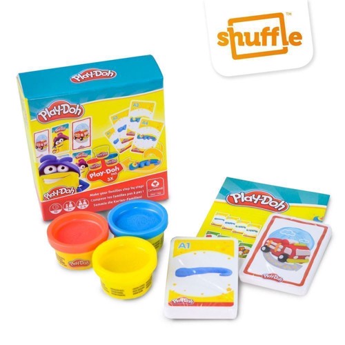 Image of Play-Doh spil med modellervoks (5411068830808)