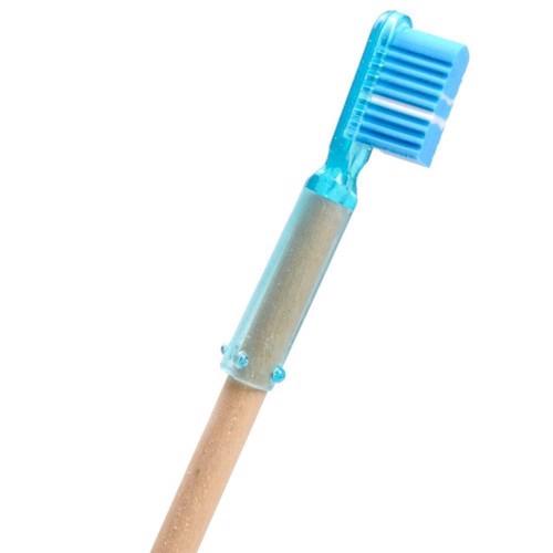 Image of   Viskelæder - tandbørste, set af 3