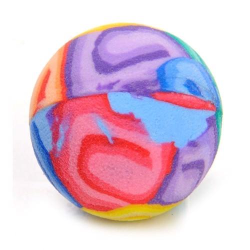 Image of Farvet hoppebold