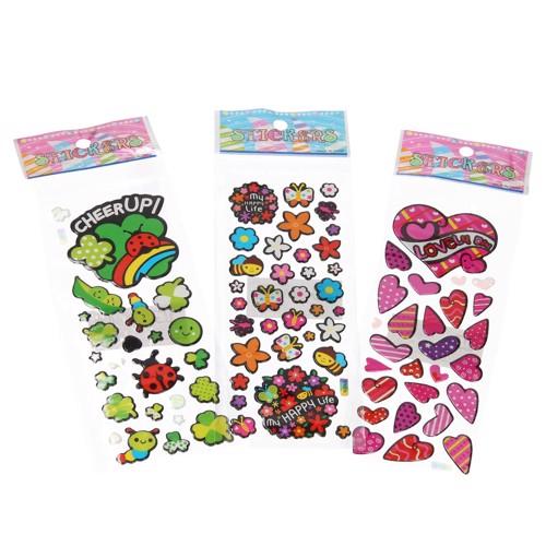 Image of   Klistermærker, stickers-Girls