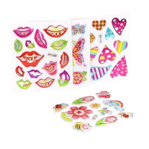 Image of   Metallic Stickers - Klistermærker