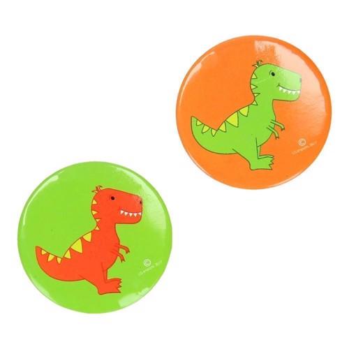 Image of Badge, dinosaur, pris er pr. stk. (5413247098085)