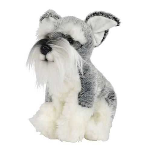 Image of   Bamse hund Schnauzer