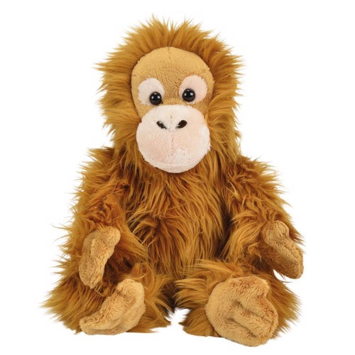 Image of   Bamse Orangutang, 24cm