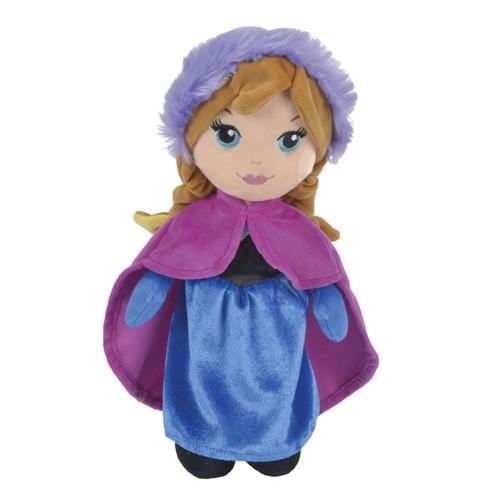 Image of Disney Frozen bamse, Anna, 25cm (5413538732506)