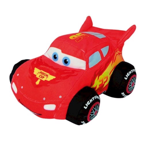 Image of Cars bamse lynet McQueen, 20cm (5413538735781)
