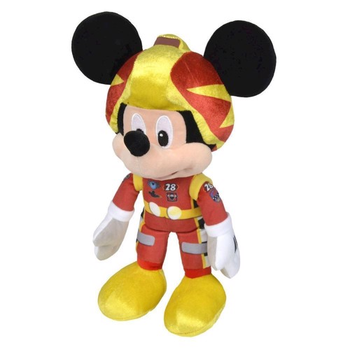 Image of Mickey Mouse Racerfigur bamse