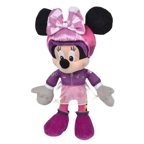 Image of Minnie Mouse Racerfigur bamse