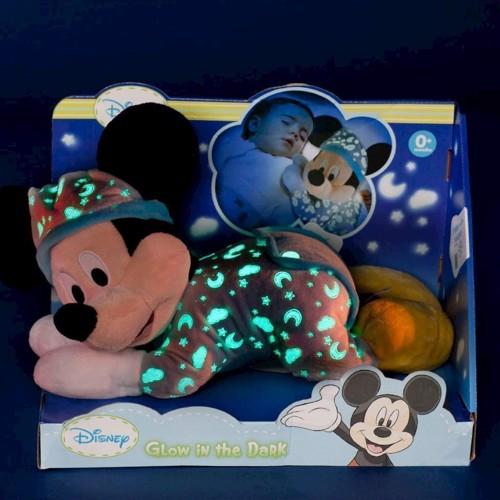 Image of Mickey Mouse bamse lyser i mørke (5413538789623)