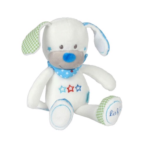 Image of   Lief! plys bamse hund,