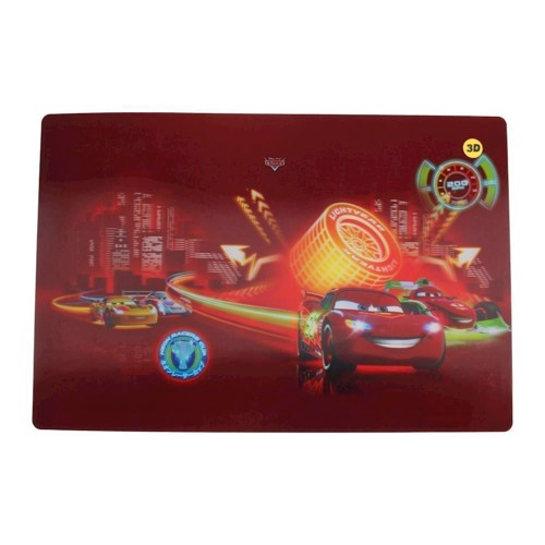 Image of   Cars 3D Skriveunderlag