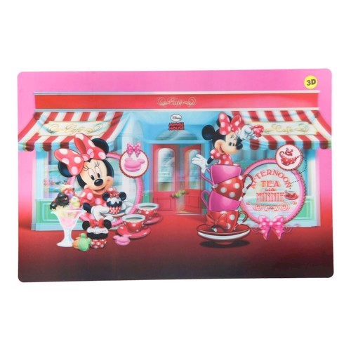 Image of Minnie Mouse 3D Office-pad (5420042241899)
