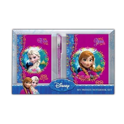 Image of Disney, Frozen/Frost - Hemmelig Dagbog (5420042252284)